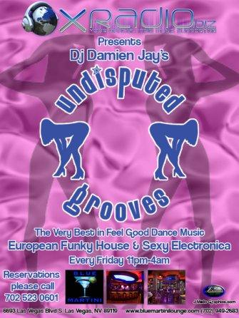 Blue Martini - Las Vegas - Undisputed_Grooves - 2010