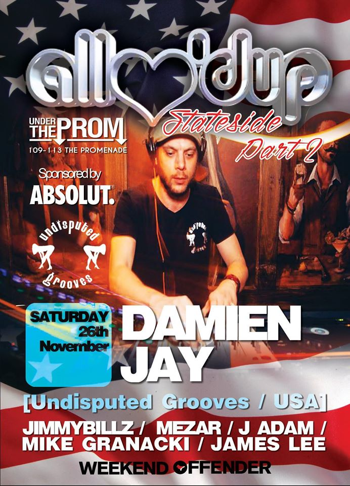 Damien Jay_All LuvDup_dd3ep radio_James Lee_Undisputed Grooves.jpg